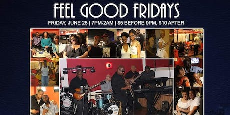 Feel Good Friday Live Jazz & After Party  tickets