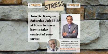 How Stress Impacts your Weight, Health, and Lifestyle Goals tickets