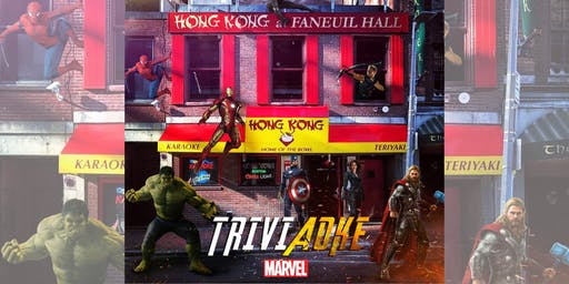 Marvel Triviaoke