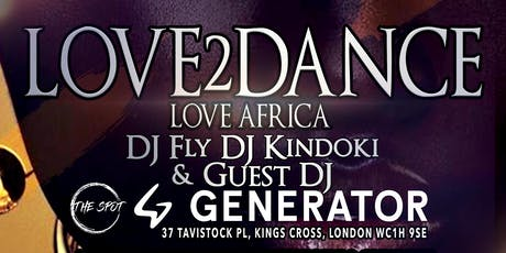 Love 2 Dance - LOVE AFRICA EDITION   tickets
