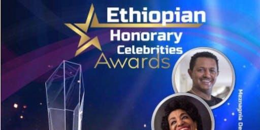Ethiopian Honorary Art Award and commemoration Ceremony