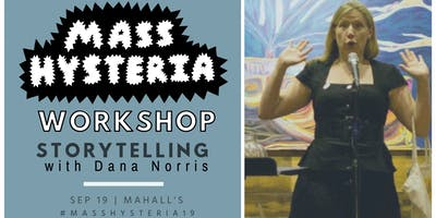 Storytelling with Dana Norris