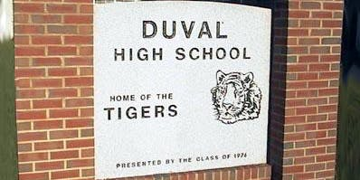 DuVal HS C/O of 2009 and Friends Cookout