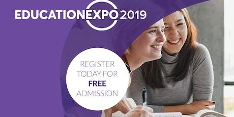 Education Expo 2019 - Courses, Colleges, Seminars. tickets