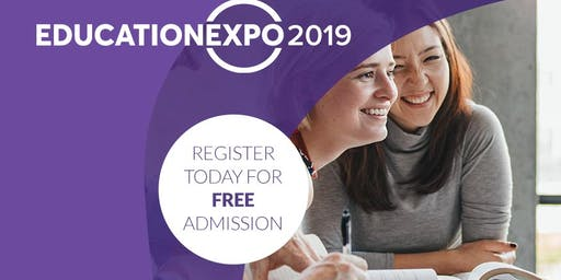 Education Expo 2019 - Courses, Colleges, Seminars.