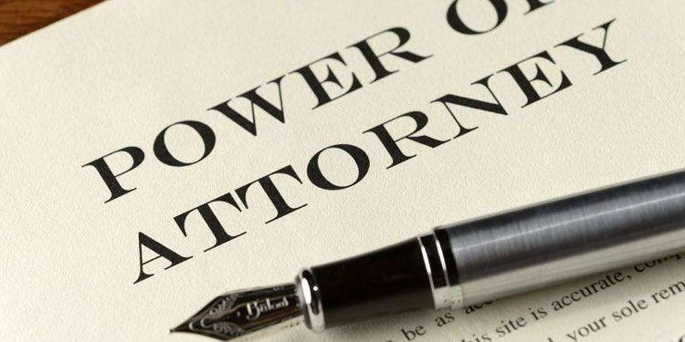 9  Power of attorney, personal directive and wills