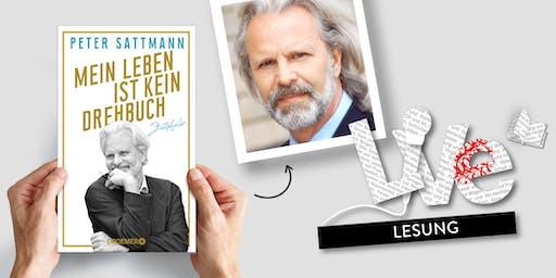 LESUNG: Peter Sattmann