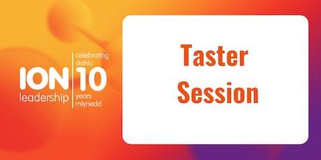 ION Leadership - Taster Session tickets