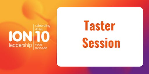 ION Leadership - Taster Session
