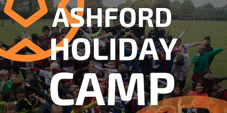 We Make Footballers Ashford Town FC Summer Football Camps  tickets