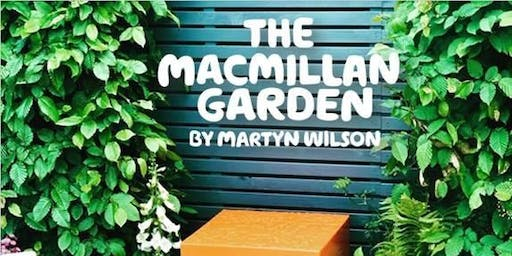 The Macmillan Garden by Martyn Wilson - Grand Opening