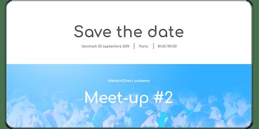 Meet-Up MédecinDirect |Télémédecine : un défi territorial et mondial