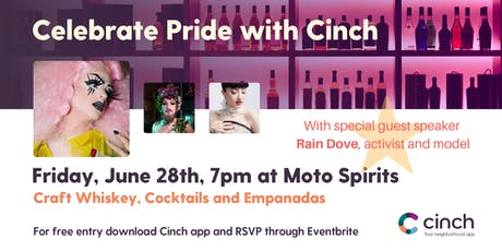 Celebrate Pride with Cinch tickets