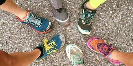 Foot Injury Prevention Talk with Dr. Richard Silverstein tickets
