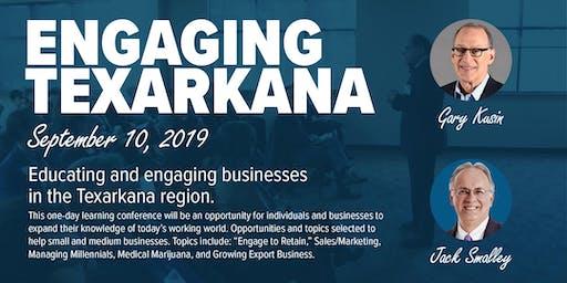 Engaging Texarkana Educational Conference