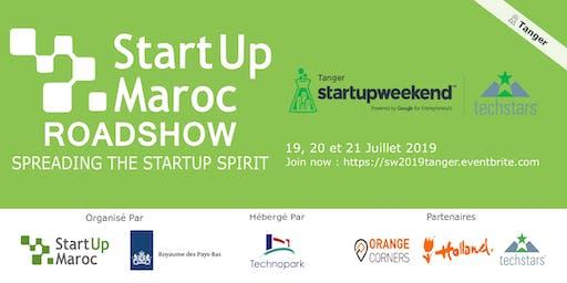 Startup Weekend Tanger 2019