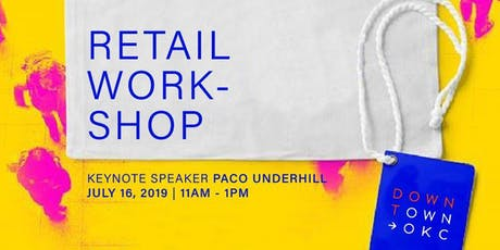 Downtown OKC's Retail Workshop tickets
