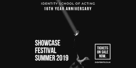 Identity 16th Anniversary Showcase Festival 2019: Under 21 Advanced 1 & Under 21 Advanced 2 tickets