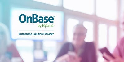 OnBase Community Event