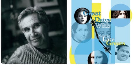 Author Talk: Great Dates with Some Late Greats with David Finkle tickets