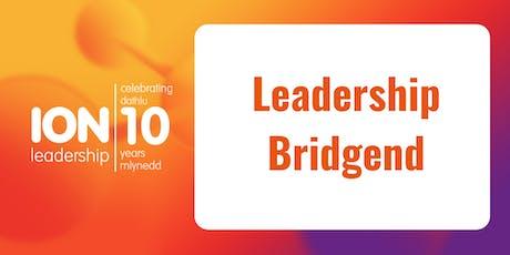 Leadership Bridgend tickets