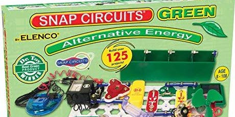 Snap Circuit Workshop tickets