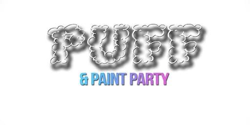 Puff & Paint Party LA