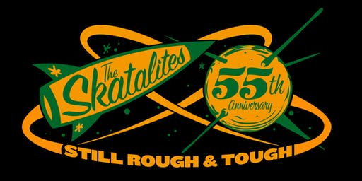 The Skatalites - 55th Anniversary Tour