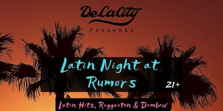 Latin Night at Rumors tickets