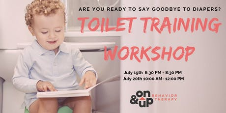 Toilet Training Workshop entradas