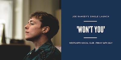 Joe Ramsey @ Westgarth Social Club, Middlesbrough