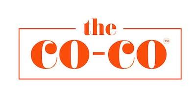 The Co-Co Cocktails & Conversation