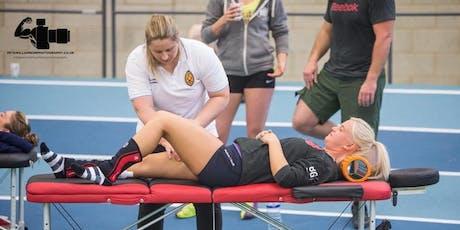 Sports Massage -- On-Site tickets