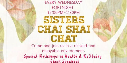 Sisters Chai Shai Chat