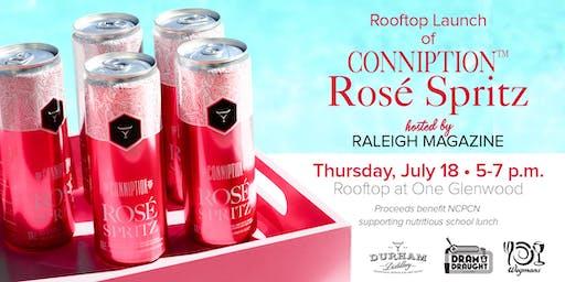 Rooftop Launch of Conniption Rosé Spritz