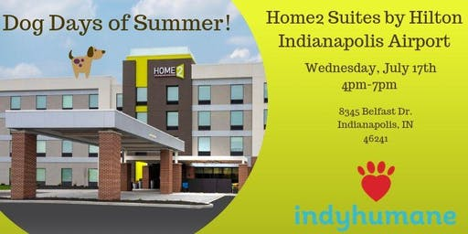 The Dog Days of Summer Open-House Benefiting IndyHumane