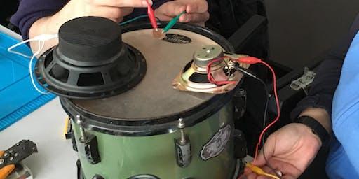 Handmade Electronic Music | Hardware Hacking Workshop