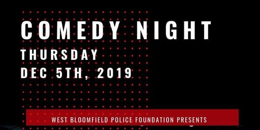 Comedy For a Cause 2019