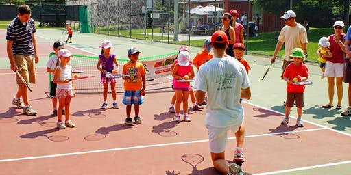 Introduction to Tennis / Introduction au Tennis REGISTER ONCE FOR ALL 3 SESSIONS (July 30, 31 & Aug 1)