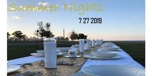 Summer Nights Dinner Party