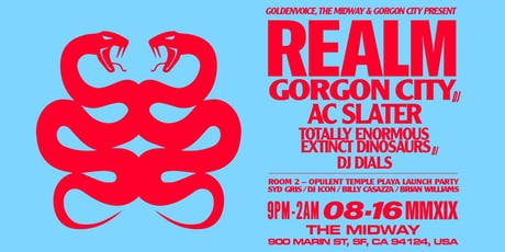 Gorgon City Presents Realm tickets