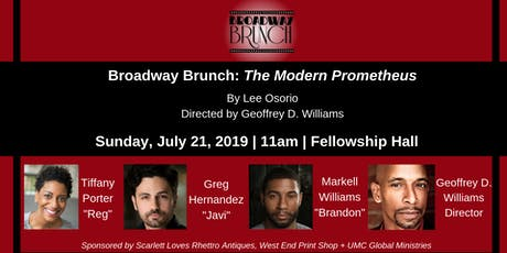 Broadway Brunch - The Modern Prometheus tickets