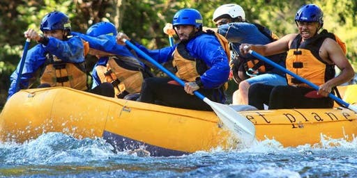 Dare to Live-White Water Rafting