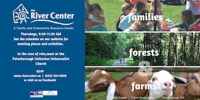 Families, Forests & Farms (July)