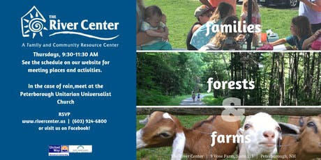 Families, Forests & Farms (July) tickets