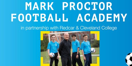 Mark Proctor Football Academy Trial Sessions tickets