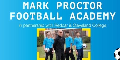 Mark Proctor Football Academy Trial Sessions