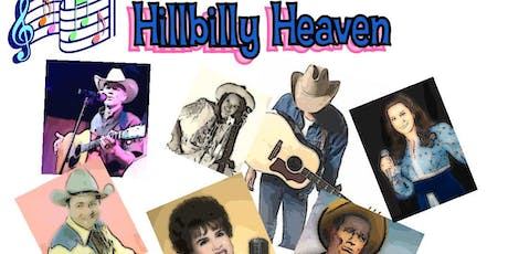 HILLBILLY HEAVEN August 8, 2019 tickets