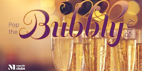 Bubbly Party tickets