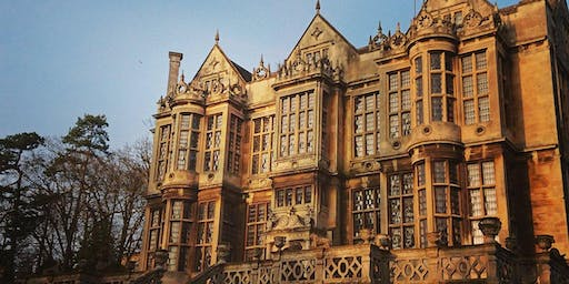 The Hall, a very special Elizabethan House - a talk by Julian Orbach